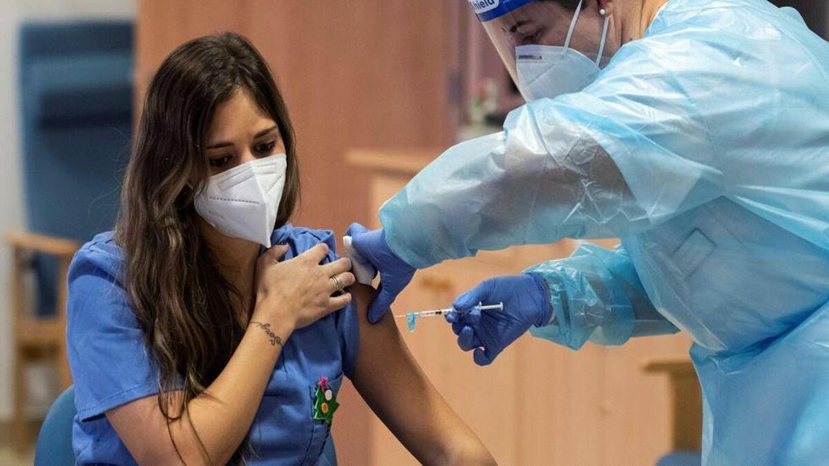ACTUALIZACIÓN: Vacunación COVID-19 para el personal de primera línea en el ámbito Sanitario y Sociosanitario