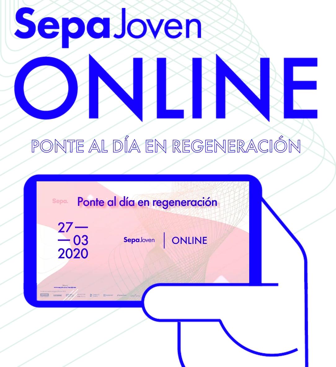 Congreso SEPA Joven Online 27 de marzo de 2020