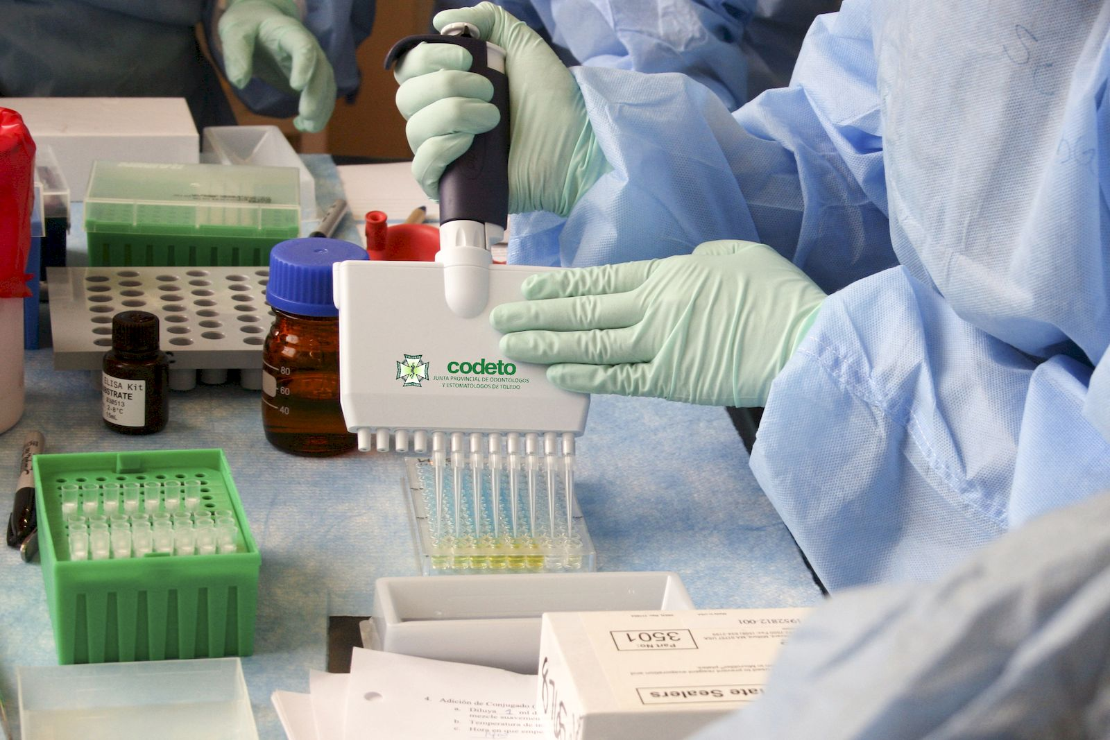 colegio odontologos y estomatologos de Toledo