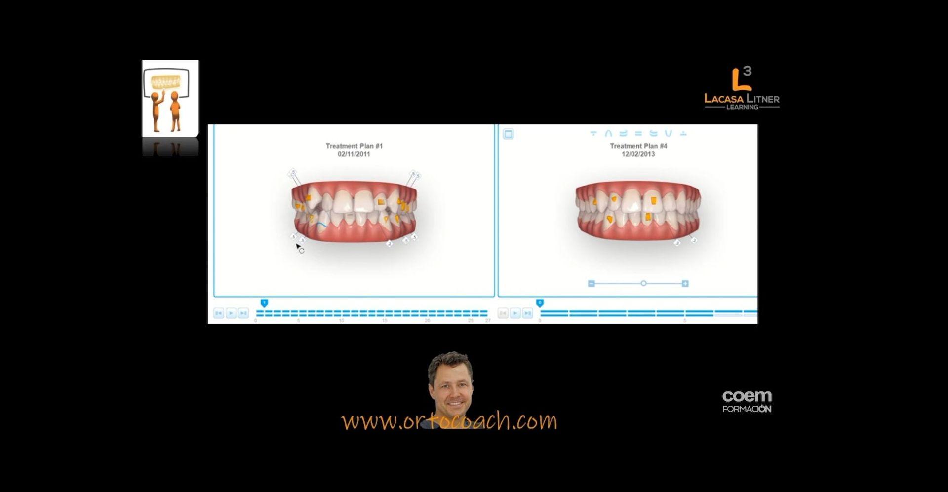 curso ortodoncia colegio odontologos y estomatologos de Toledo